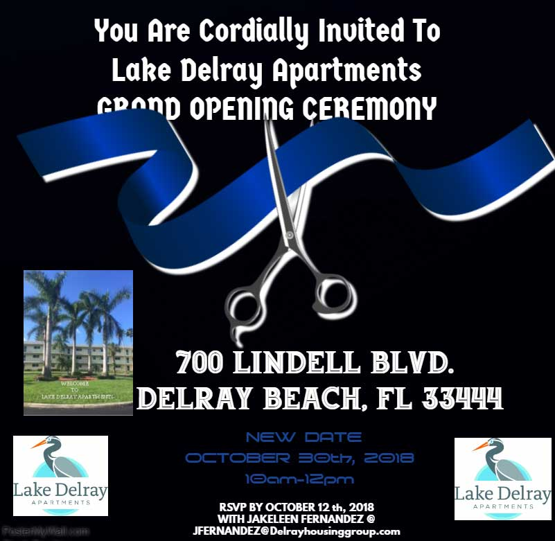 Lake-Delray-Grand-Opening-Invitation